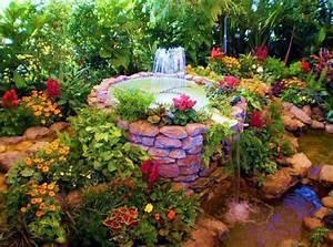 Amazing Creativity: Awesome Flower Garden