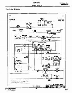 Frigidaire Range Wiring Diagram  Frigidaire  Free Engine Image For User Manual Download