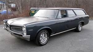 Gto Estate  1966 Pontiac Tempest Wagon
