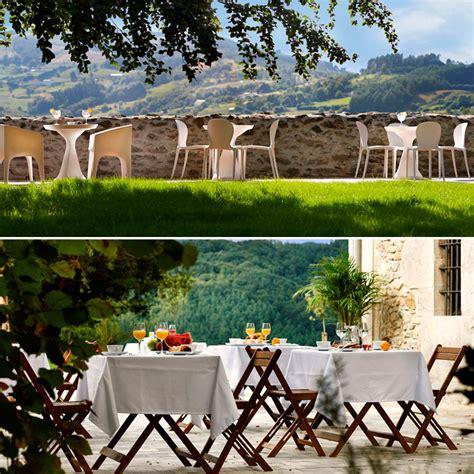 los  mejores restaurantes  cenar en  jardin