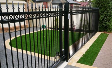 fence types   residential commercial