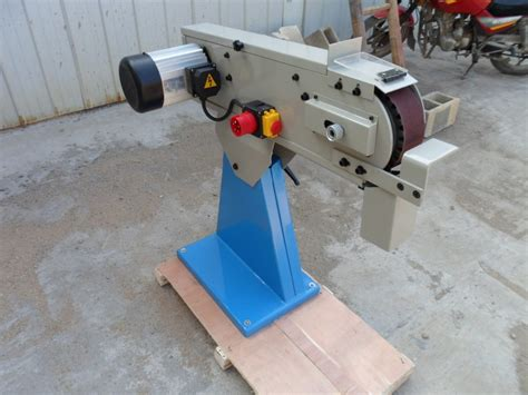 metal belt grinder grinding polish machinery