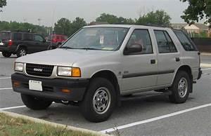 1991 Isuzu Rodeo Xs 4dr Suv 3 1l V6 4x4 Manual