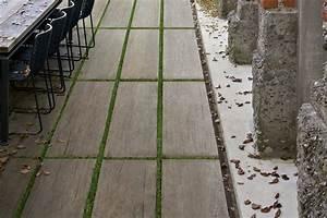 Kann Beton Terrassenplatten : terrassenplatten vintage holzoptik grau gro format ~ Articles-book.com Haus und Dekorationen