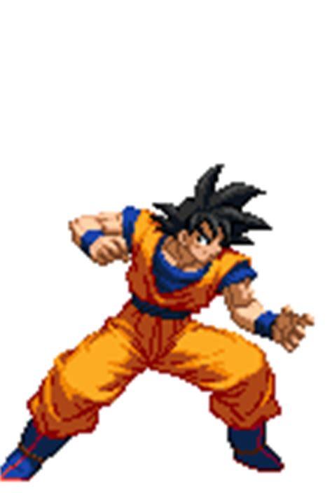 Goku Super Saiyajin Transformations (Except SSJ4) by