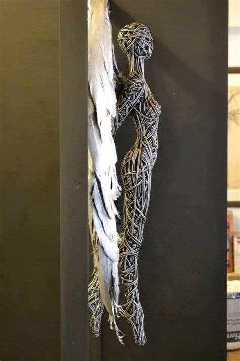 wire sculpture  richard stainthorp gift ideas