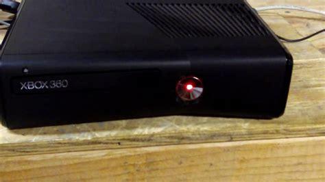 light on xbox 360 xbox slim dot of blinking light of