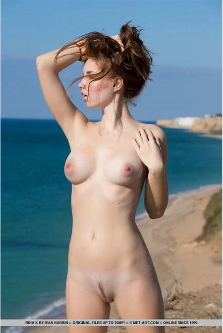 Irina k beach naked seaside metart 14 RedBust