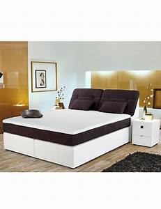 Bett 180 X 200 : boxspring bett palace 180 x 200 cm schwarz weiss ~ Eleganceandgraceweddings.com Haus und Dekorationen