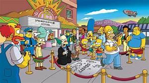 Fonds d'écran Simpsons