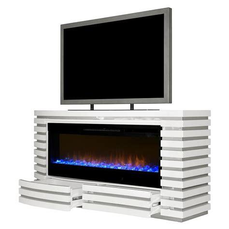 elliot faux fireplace wremote control el dorado furniture