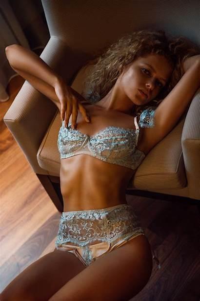 Olya Magazine Julia Models Lions Yaroshenko Kruglova