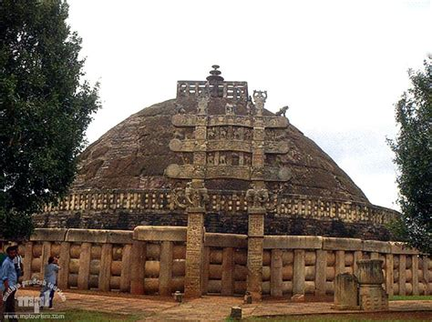 The Wonder Of Stupas