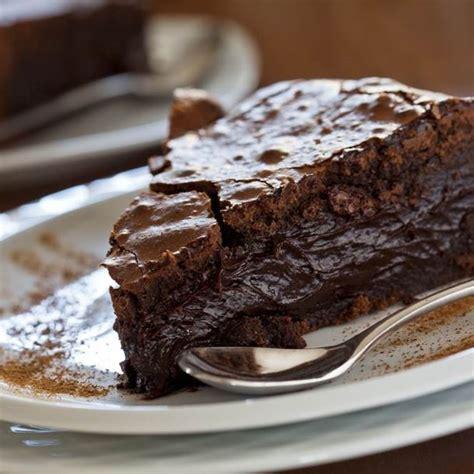 cuisine grand chef recette fondant au chocolat sans farine