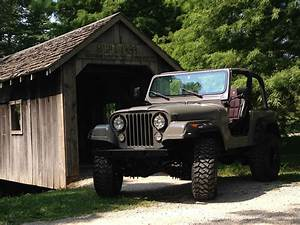 1978 Cj7 Jeep Rebuilt