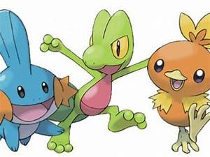 Can I Guess Which Generation 3 Starter Pokemon You Chose