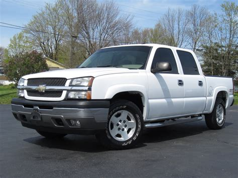 2005 Chevy Trucks by 2005 Chevy 1500 Lt Z71 4x4 Loaded Heated Leather Bose