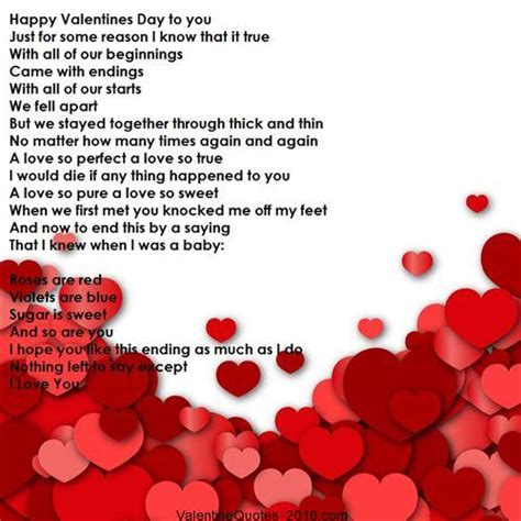 Valentine's Day Love Quotes for Him