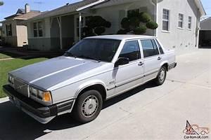 4 4 Volvo : 1985 volvo 740 gle sedan 4 door 2 3l ~ Medecine-chirurgie-esthetiques.com Avis de Voitures
