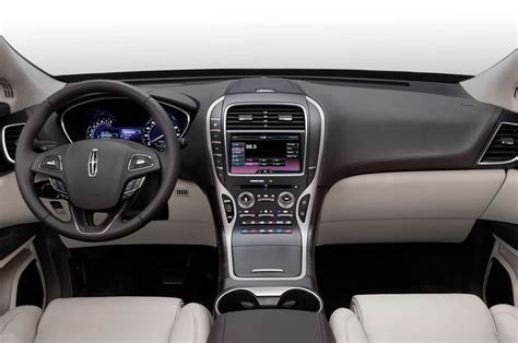 Lincoln 2018 Lincoln Mkx  An Intuitive Approach To