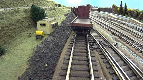 north east model railway local goods part  marshalling