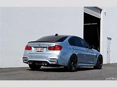 Silverstone Metallic BMW F80 M3 Gets M Performance Parts