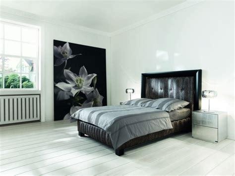 chambre gris noir chambre lit noir lit design idee chambre ado feng shui