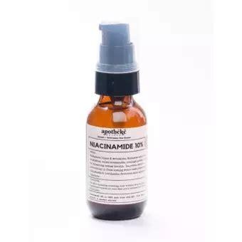 Apotheke Niacinamide 10% (30 Ml) ingredients (Explained)