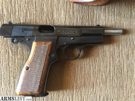 Armslist For Sale Trade Hungarian Browning Hi Power 9mm