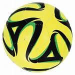 Soccer Za Florescent Pvc Ball Yellow Shoprite