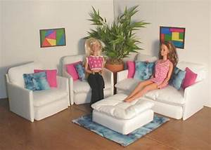 Etsy your place to buy and sell all things handmade for Barbie living room furniture set