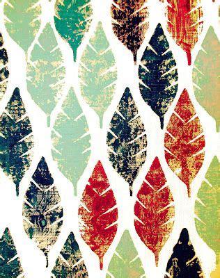 dise 241 o textil estado textil hojas estado con sellos sellos de madera proyectos que
