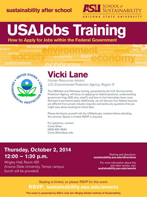Usa Resume Workshop by Usajobs How To Apply For Within The Federal Government Events Julie
