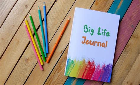 big life journal  kids gadget flow