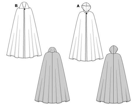 schnittmuster umhang mit kapuze 2521 burda schnitt umhang cape maschinensticken n 228 hen schnittmuster silkes naehshop de