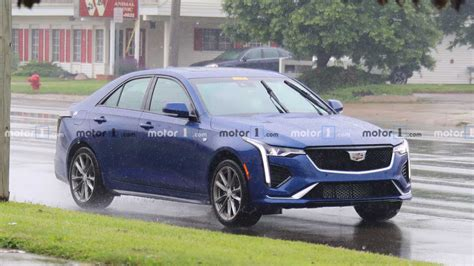 what will cadillac make in 2020 2020 cadillac ct4 fully undisguised