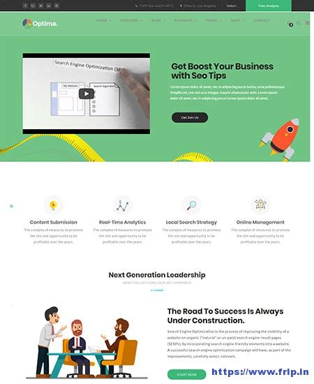 So it's become very important to have a responsive site and with screen adaptable responsive wordpress. 10+ Best Cryptocurrency & Bitcoin Website Templates 2020 | Frip.in