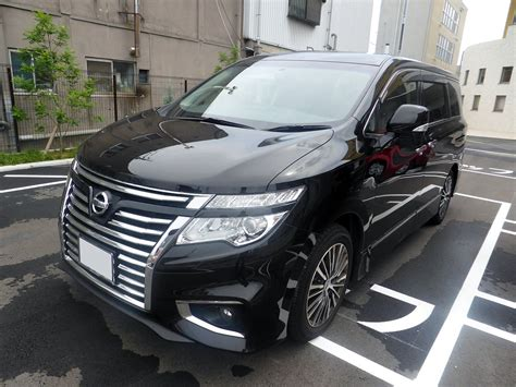 Nissan Elgrand Modification by Nissan Elgrand
