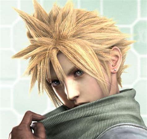 cloud strife hairstyle cool mens hair