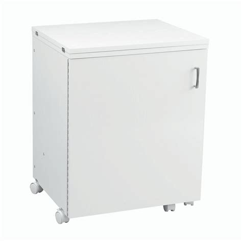 compact sewing machine cabinets inspira compact sewing cabinet white