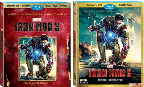 Iron Man 3 Available On Hd Digital 3d And Hd Digitial