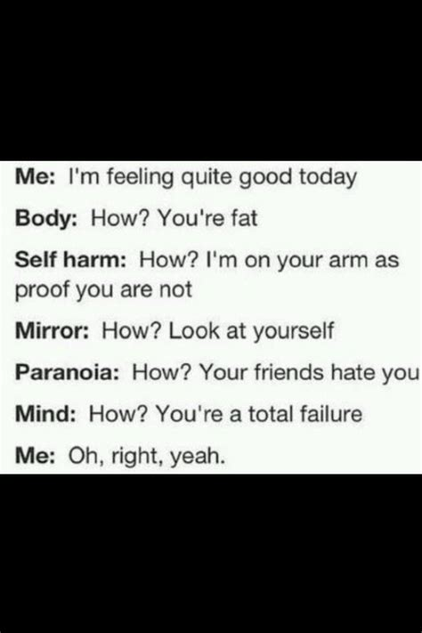 harm  depression selfharm depression cutters