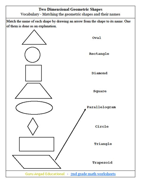 worksheet titles and subtitles should be as wordy as possible geometry shapes worksheets free worksheet printables