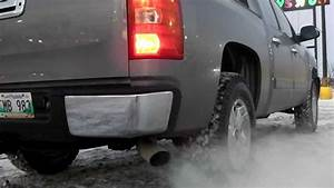 Chevy Silverado With Magnaflow Exhaust