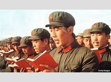 In the heat of the sun China's Cultural Revolution