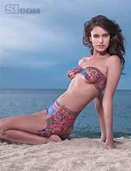 Irina Shayk Body Painting