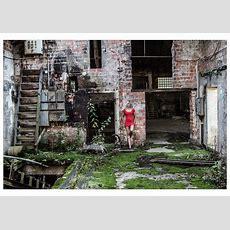 Alte Fabrik Foto & Bild  Portrait, Portrait Frauen