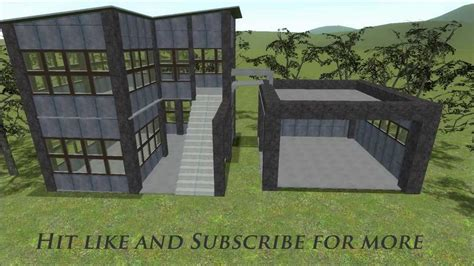 how to build a house garry s mod house building with andrew 2 youtube