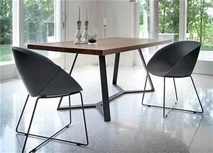 chaise design meubles bouchiquet With table et chaises design