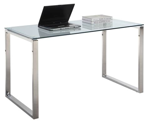mainstays glass top desk multiple colors mainstays glass top desk multiple colors walmart com